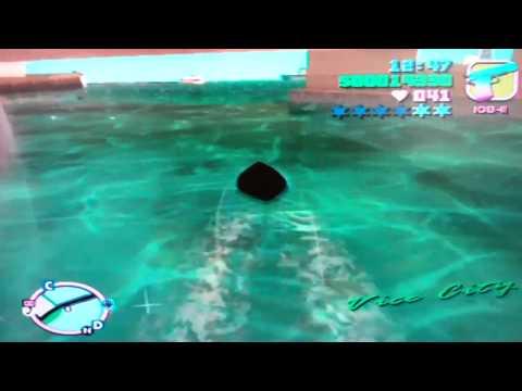 Vice city boat glitch