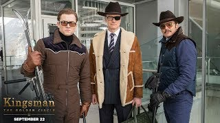 Kingsman: The Golden Circle | Major Event | Fox Star India | September 22
