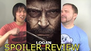Logan Spoiler Review Special Guest Movie Lover Hito
