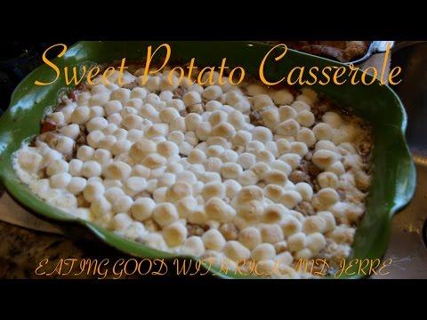 How to make tasty 😋 Sweet Potato Casserole 🥘!!!