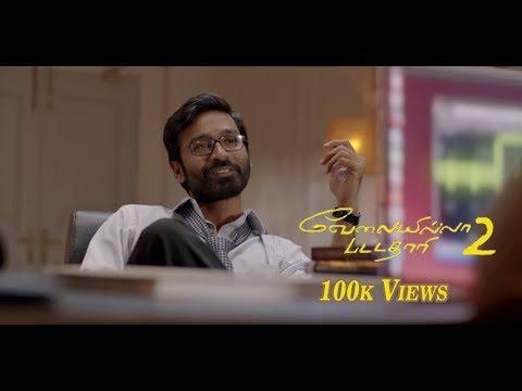 Velai Illa Pattathari 2  - The Tamil Full movie Review 2017