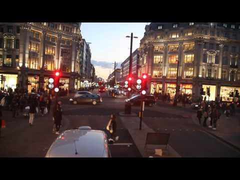 London Bus 10 King's Cross - Hammersmith