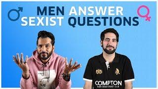 Men Answer Sexist Questions | MissMalini