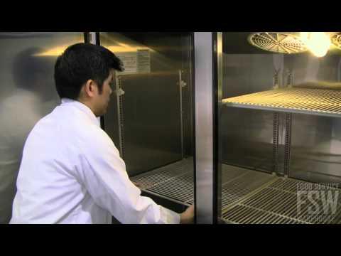 Turbo Air Refrigerator Video (M3R72-3)