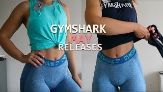Gymshark NEW RELEASES  Try on, Sizing, & Review 