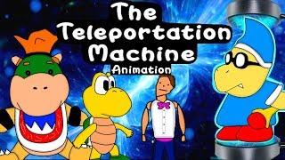 SML Movie: The Teleportation Machine! Animation