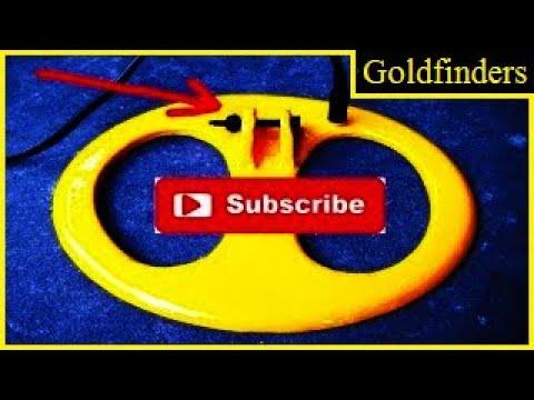 HOW TO BUILD THE GOLDFINDER XTR METAL DETECTOR COILS. (PART 2: Read Description)