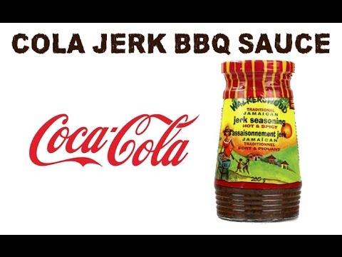 Coca Cola Jerk - BBQ Sauce Recipes #1
