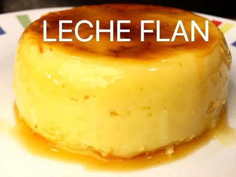How to Make Yummy Leche Flan in the Microwave for Less Than 10 Minutes