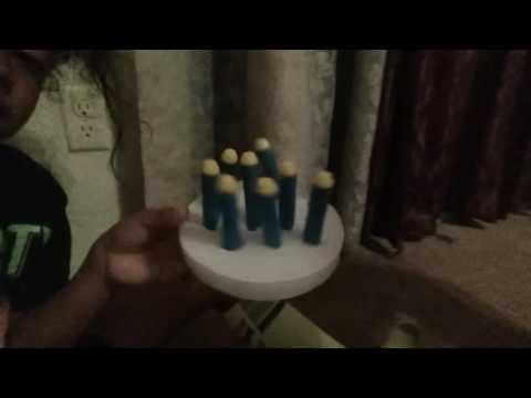 Nerf gun bullet holder diy