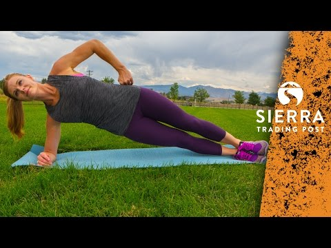 Ab Workout At Home - Core Functions