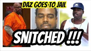 Daz Goes To Visit Suge Knight Not By Choice LOCKED UP FACING SERIOUS CHARGES