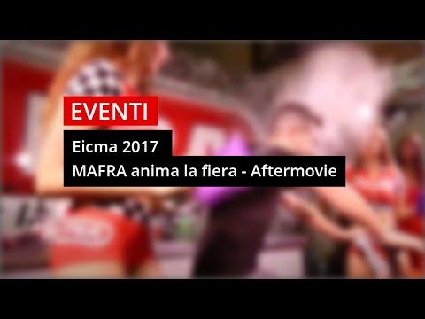 Eicma 2017 con Mafra