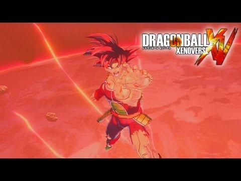 Bardock, Father of Goku Secret Mission Gameplay - Dragon Ball Xenoverse