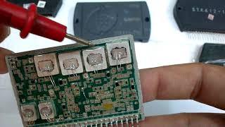 Problema com som da Sony MHC-GPX7 aparecendo PROTECT 03