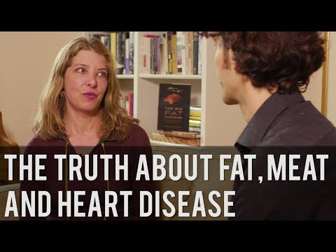 Women, Low-Fat Diets & Heart Disease w/ Nina Teicholz