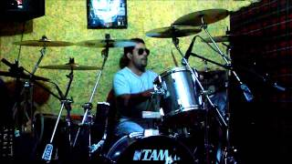 Acdc up to my neck in you drum cover by ricardo morales mp3