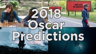 2018 Oscar Predictions