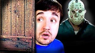 OLHA ONDE EU ME ESCONDI! - Friday the 13th: The Game