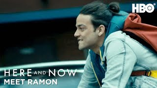 Meet Ramon (Daniel Zovatto) | Here And Now | HBO