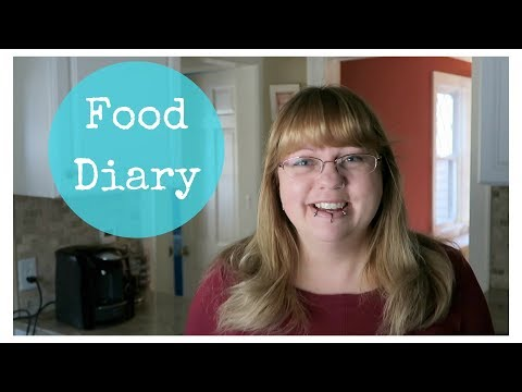 Food Diary for America - Healthy eating fail!