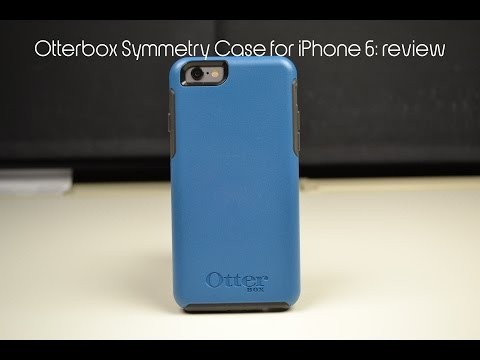 Otterbox Symmetry case for iPhone 6 review