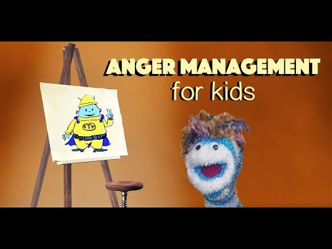 Anger Management | How to Deal with Anger | Story time with Annie & Rocco