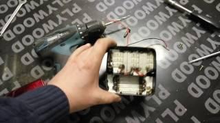 Доработка прицепа МЗСА 817701