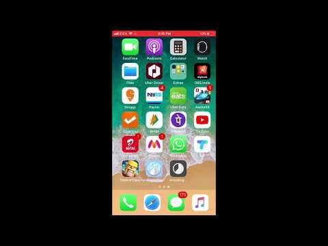 How to Lock Any Application(whats app)  (no jailbreak)  on iphone . With. Touch ID and passcode