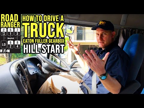 How To Do A Hill Start In A Truck With A Roadranger Gearbox