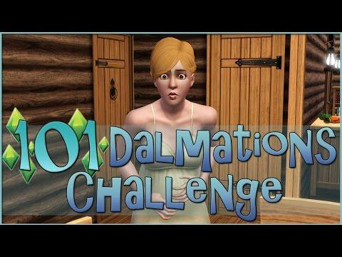 Immediately Abandoning the Baby?!    Sims 3: 101 Dalmatians Challenge  - Episode #72