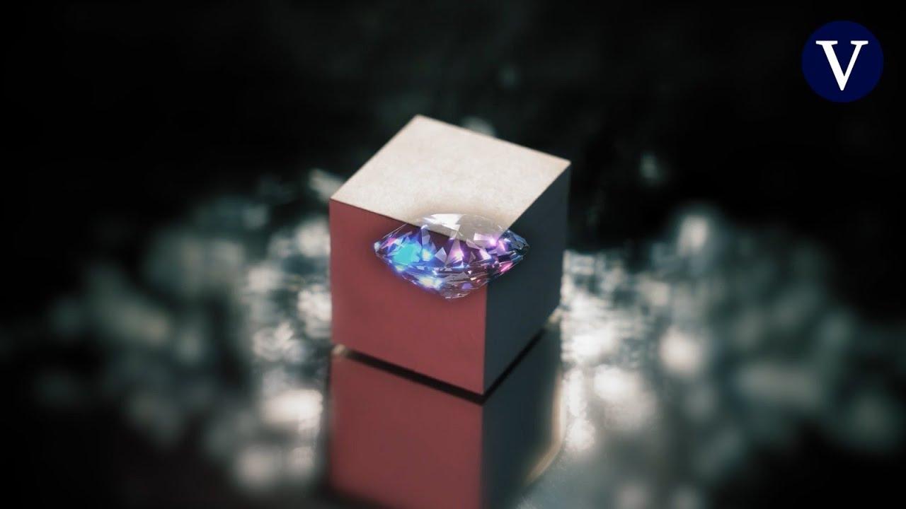 Así fue el robo del millonario diamante púrpura en Barcelona