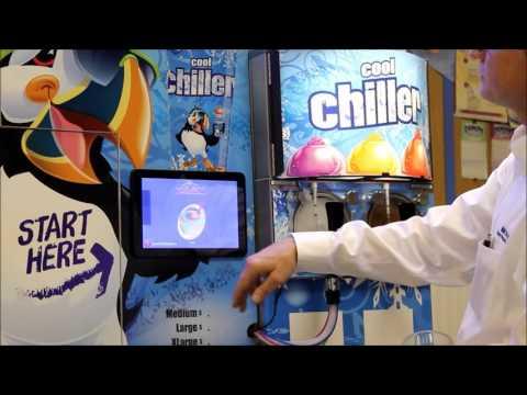 Fun & Easy 9 Flavor Slush Machine