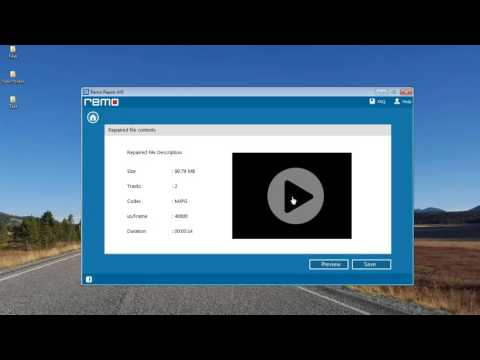 How to Repair AVI Videos on Windows 7