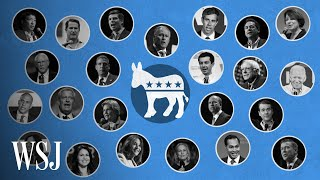 2020 Democratic Debates: How the Candidates Made the Cut | WSJ