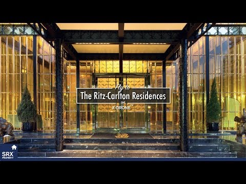 The Ritz Carlton Residences on X-Drone