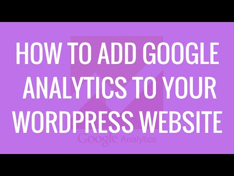 How to install Google Analytics in WordPress | With & Without a WordPress plugin
