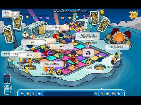 Club Penguin Rewritten Tipped Iceberg!