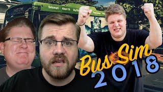 Der Helfer in der Not... 🎮 Bus Simulator 2018 #4