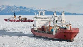 Antarctic delivery