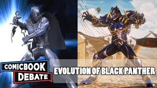 Evolution of Black Panther in Games in 8 Minutes (2018)