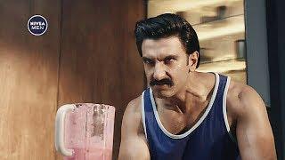 Ranveer Singh Nivea Ad | Nivea Men Fresh Active Deodorant Ad