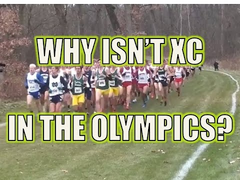 Why Isn't Cross Country Running In The Olympics?
