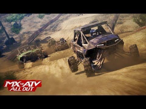 MX vs ATV All Out - First Time Playing - My Thoughts & Impressions (MX vs ATV All Out Gameplay)