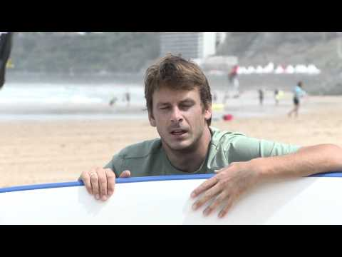 Learn How To Surf: First Turn | Tips for Surfing