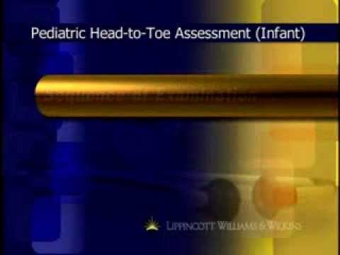 Head to Toe Examination  Infant 3 18