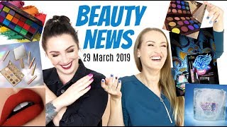 BEAUTY NEWS - 28 March 2019   Multichrome, Villains & the return of Icy Betch