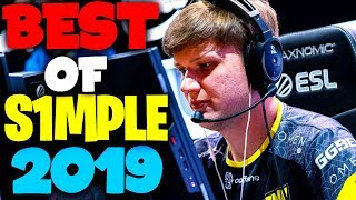 S1mple 2019 Highlights (insane Plays, 200 Iq, Crazy Moments)