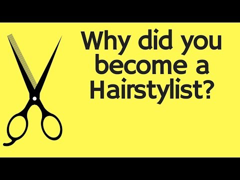 Why Become a Hairstylist? Salon Business Advice & Motivation - TheSalonGuy