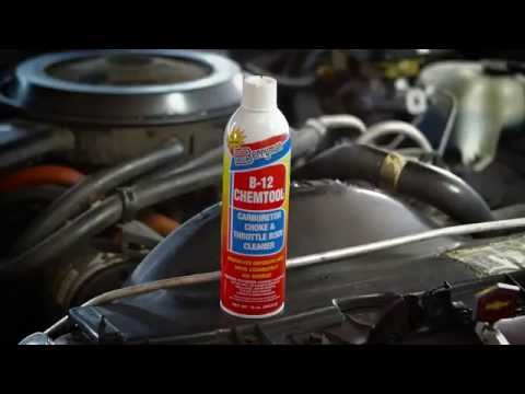 How To Use The Berryman® B-12 Chemtool® Carburetor Cleaner
